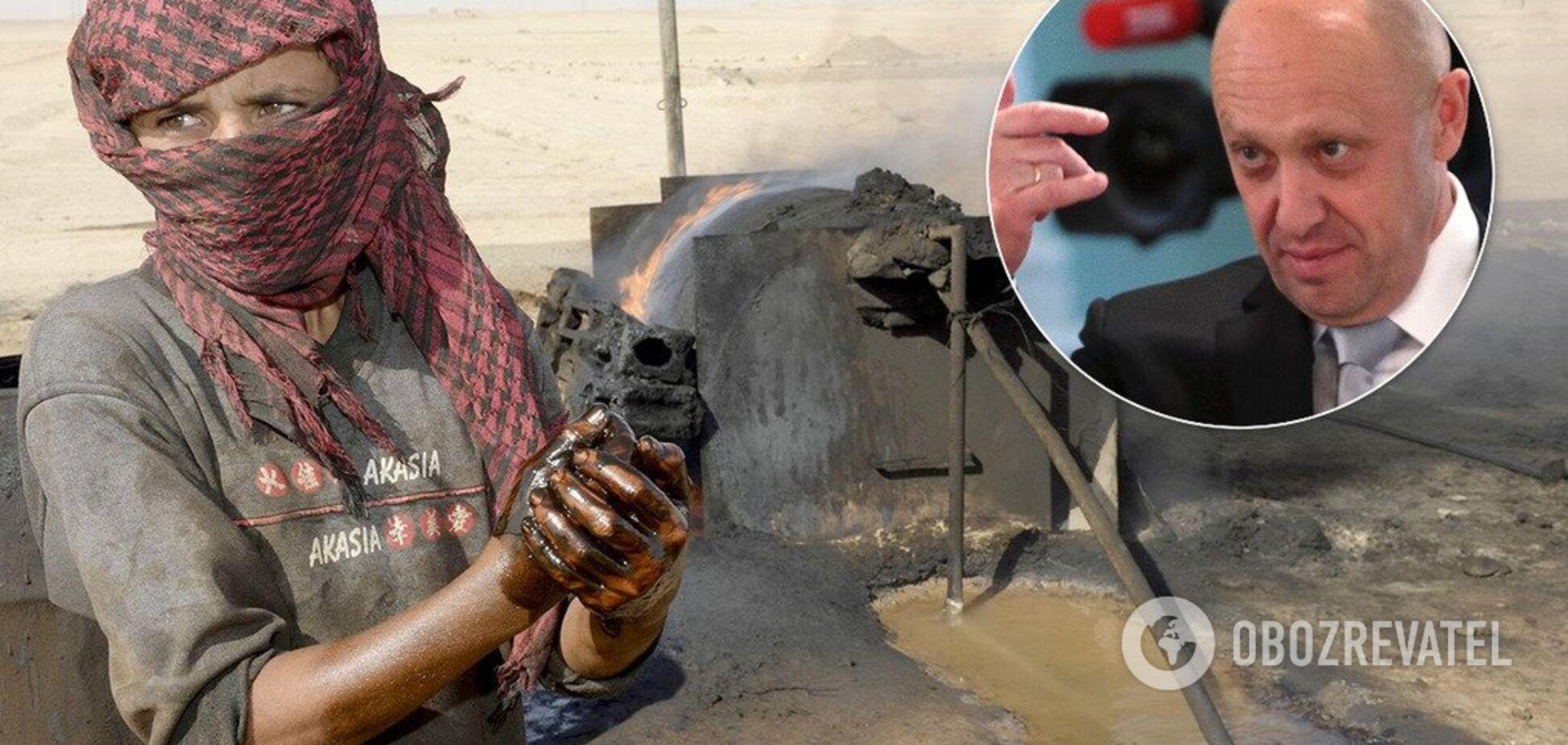 Кухар Путина займеться видобутком нафти у Сирії: росЗМІ провели гучне розслідування