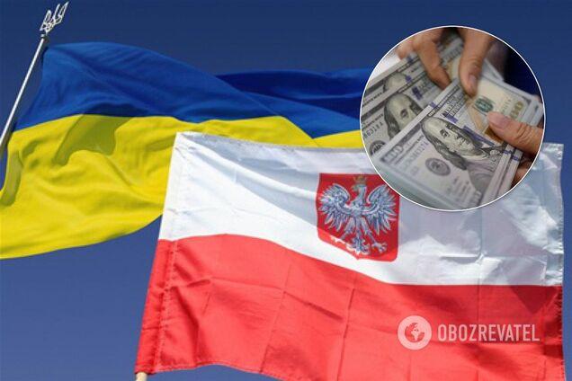 Міністерство праці Польщі підвищило мінімальну зарплату до 2 600 злотих або 16 500 гривень