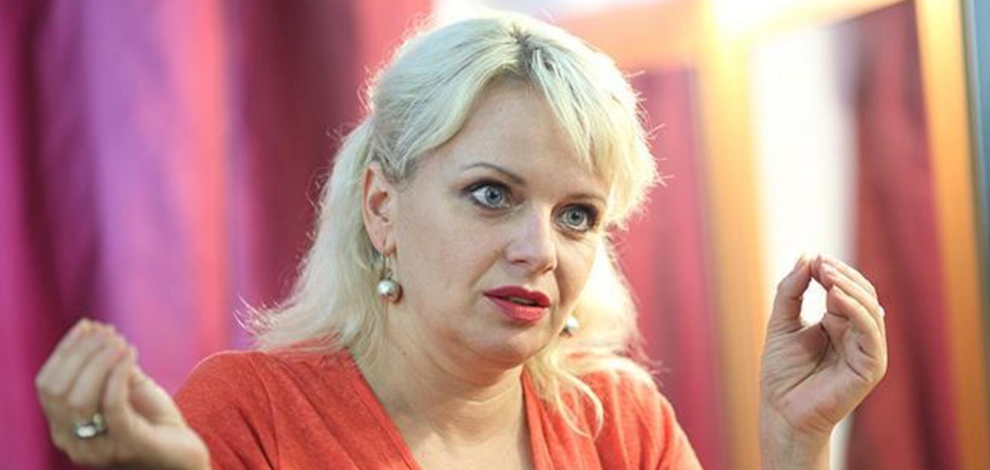 'Це просто базарняк': знаменита українська актриса розгромила 'слуг народу'