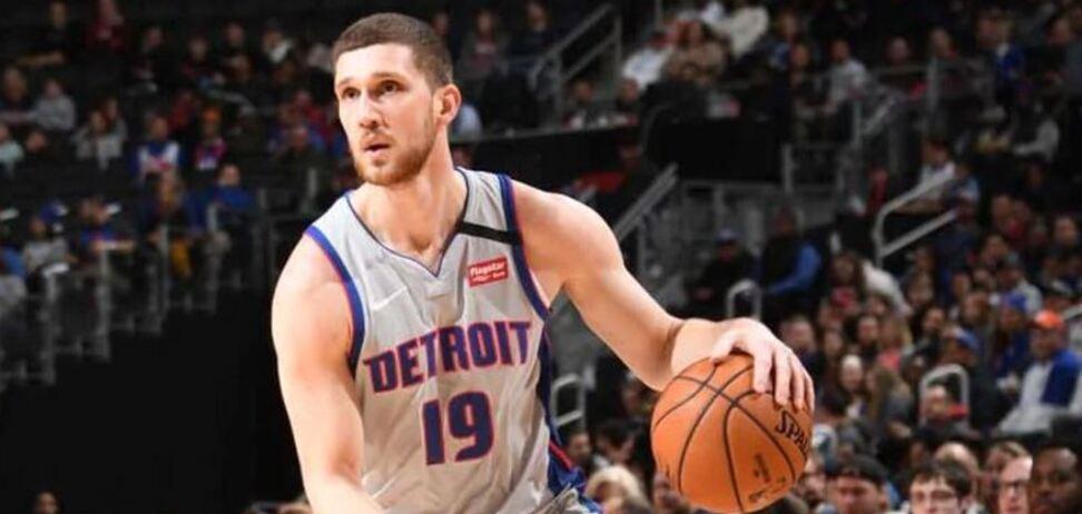Українець Михайлюк продовжив результативну серію в НБА