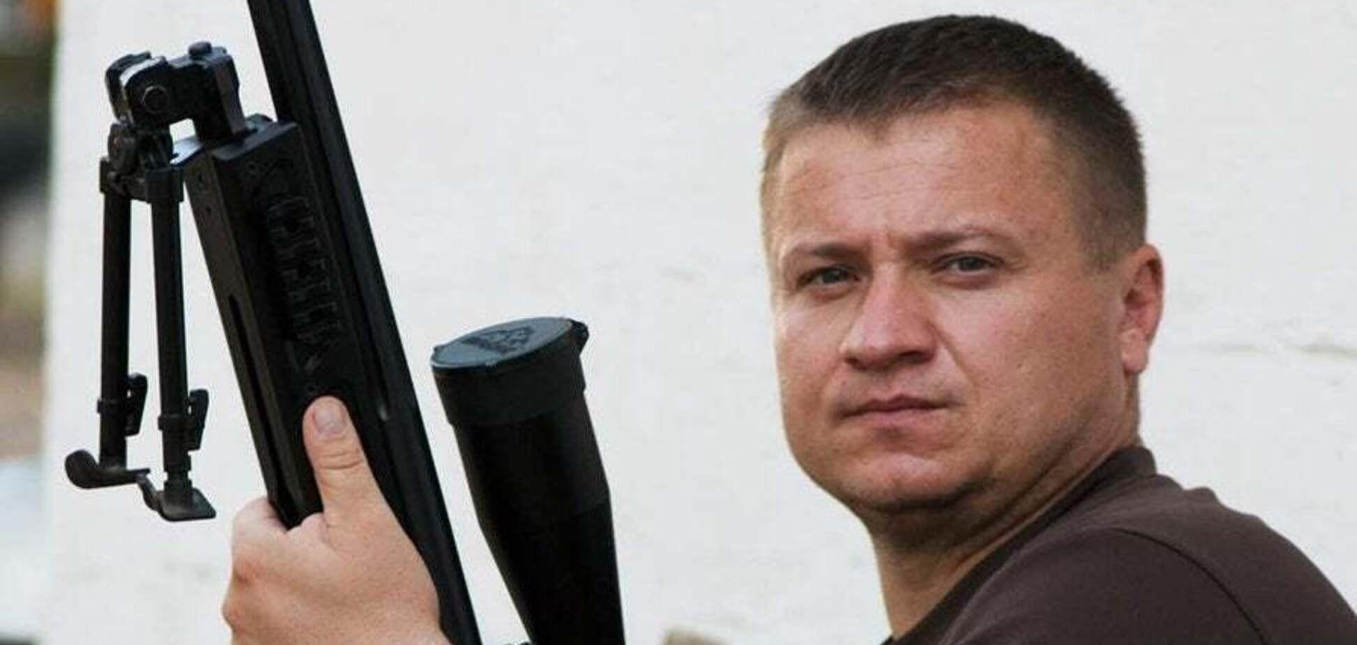 Комбат Андрей Гергерт заявил о возможном отравлении