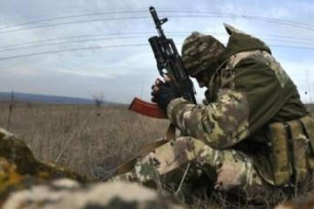 На Донбассе убили воина ВСУ