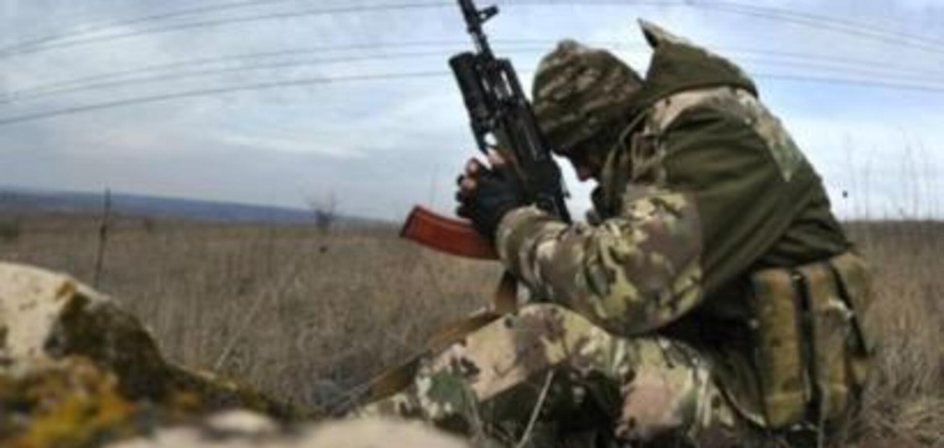 Ничего святого: на Донбассе на Крещение убили воина ВСУ