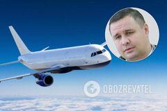 Скандального экс-нардепа Украины сняли с рейса: на него надели электронный браслет