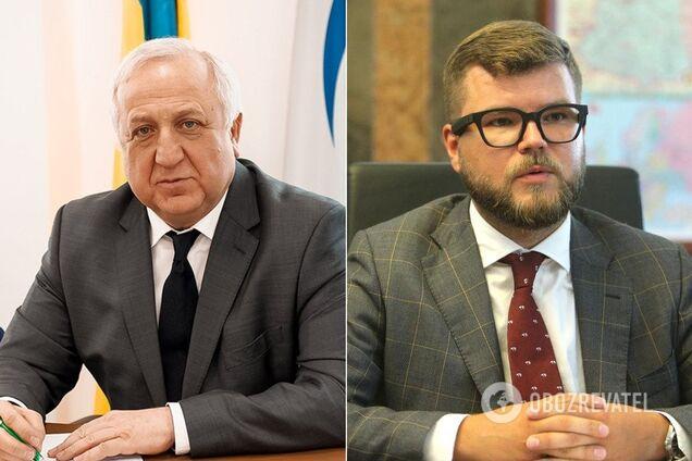 Шевкі Аджунер і Євген Кравцов