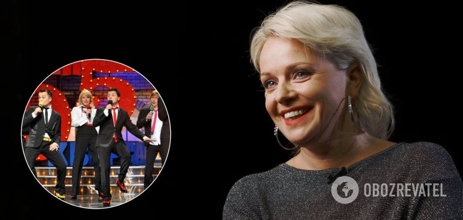 'Ребята, растите!' Украинская актриса жестко прошлась по юмору 'Квартала 95'