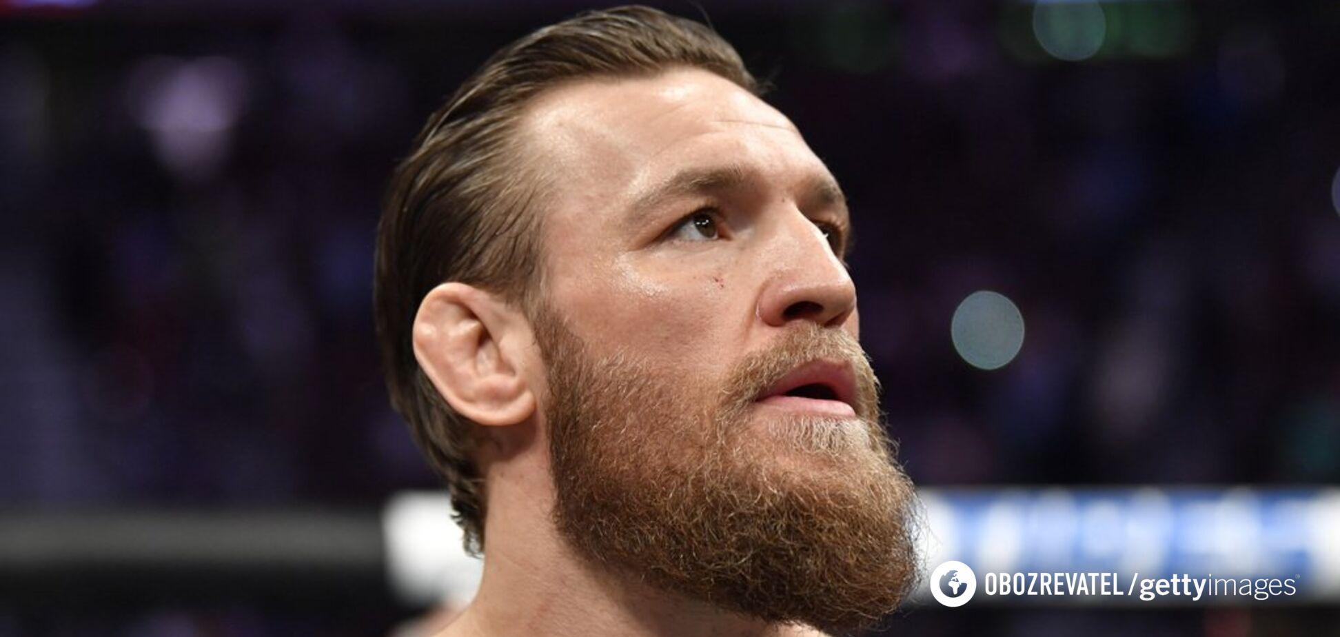 Секс-скандал с МакГрегором: экс-чемпиона UFC уличили в измене
