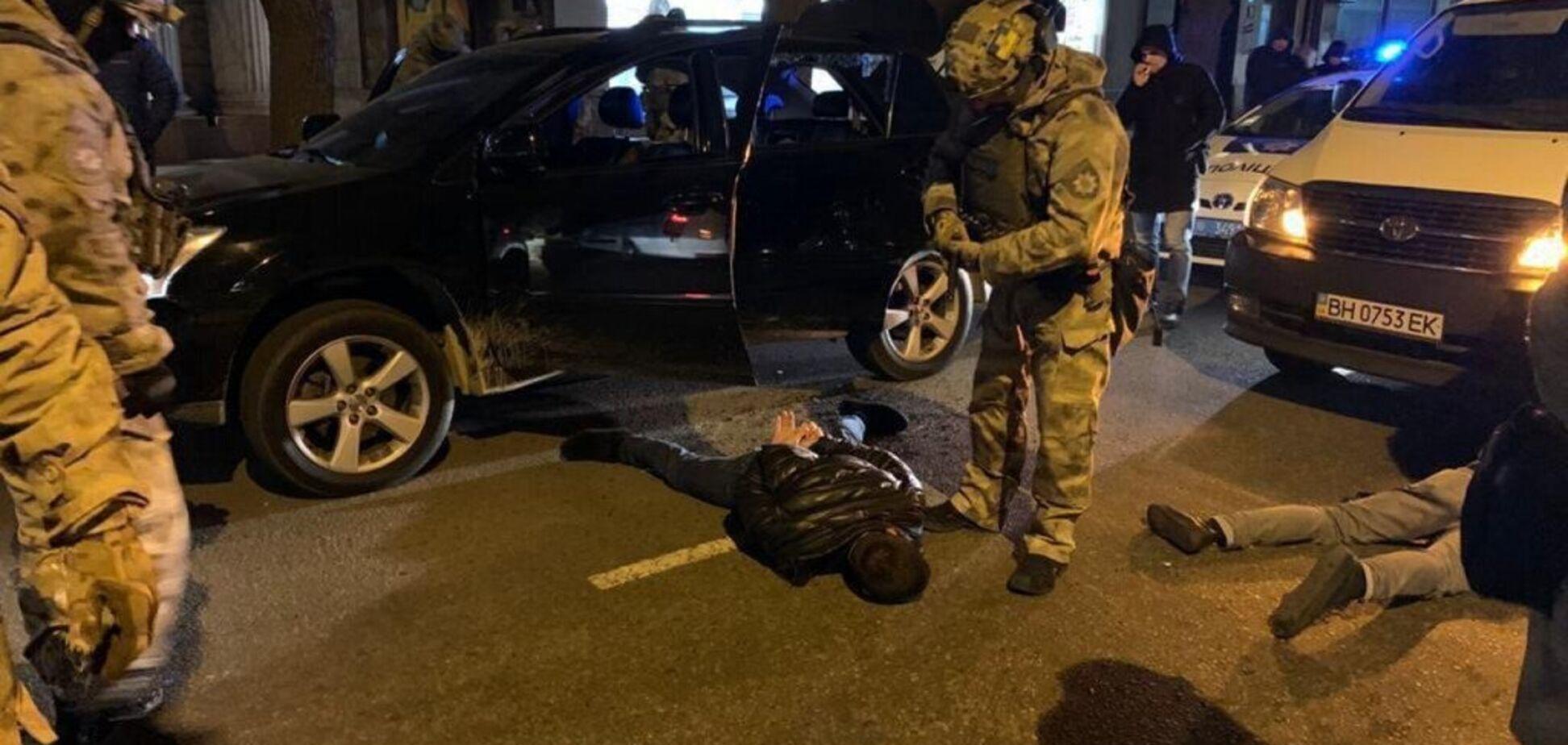 Задержанная в Одессе банда грабителей действовала с особым цинизмом
