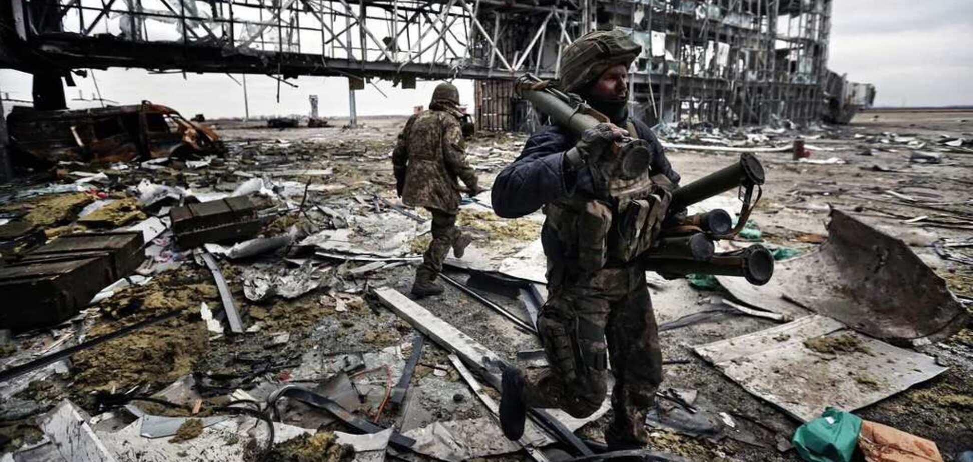 Українські кіборги: згадаємо всіх, вічна вам пам'ять, Хлопці!