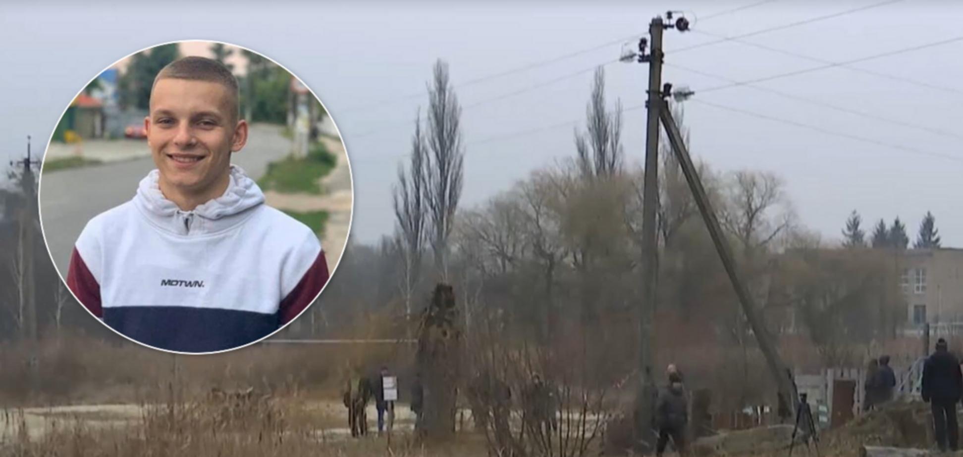 'Он был ангелом': под Киевом похоронили подростка, которого нашли мертвым в озере