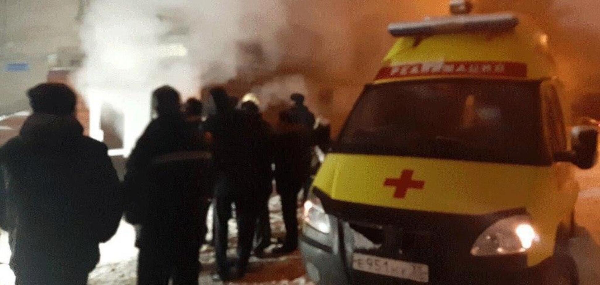 В России в отеле люди заживо сварились в кипятке. Источник: Life