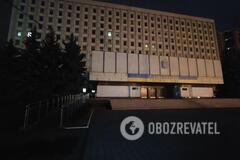 В здании ЦИК покончил с собой 25-летний военный
