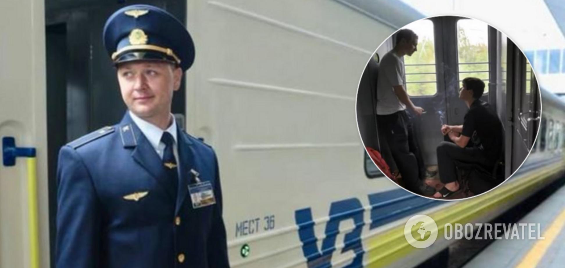 Пассажиры 'отомстили' проводнику 'Укрзалізниці' за замечание