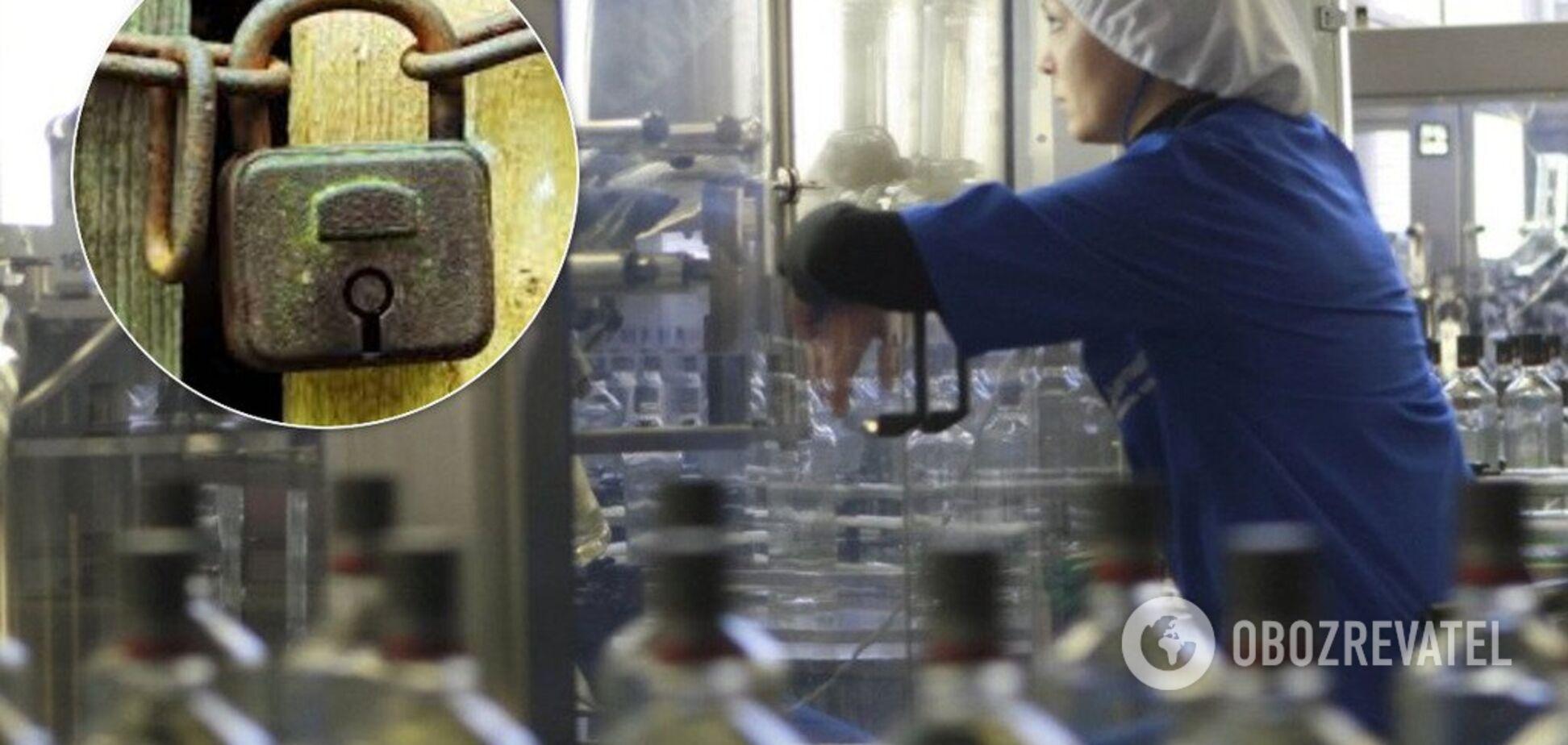 Не можуть виробляти: у Мінекономіки заявили про жалюгідну ситуацію в 'Укрспирті'