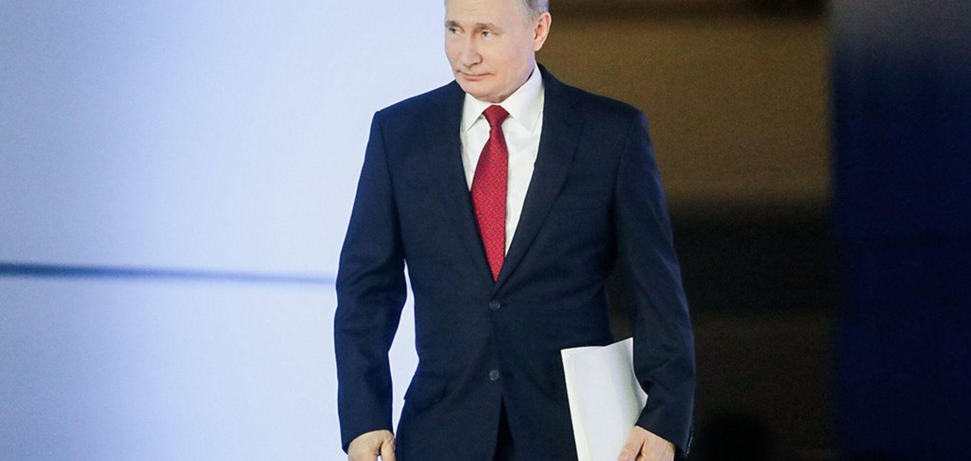 Умная многоходовка Путина