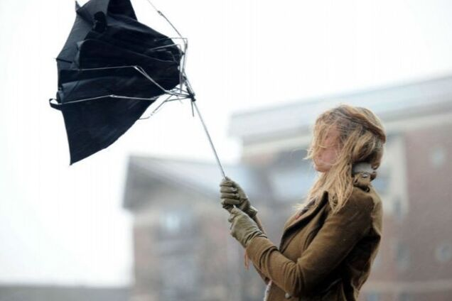 На Украину сунет масштабный циклон: синоптики дали прогноз на начало недели