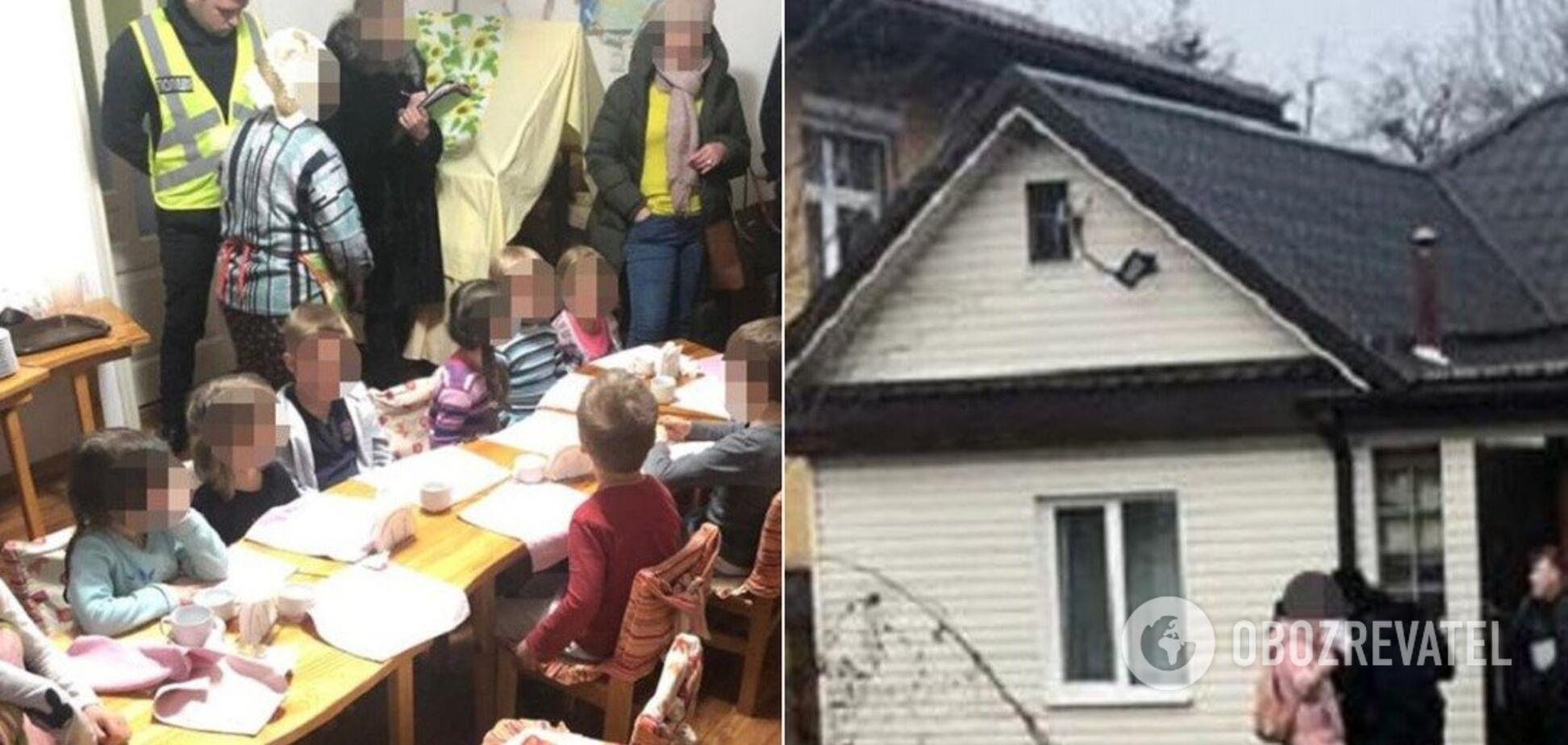 'Полиция подняла хайп': появились подробности о закрытии подпольного детсада в Киеве