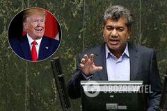 $3 млн наличными: в Иране объявили награду за 'голову' Трампа