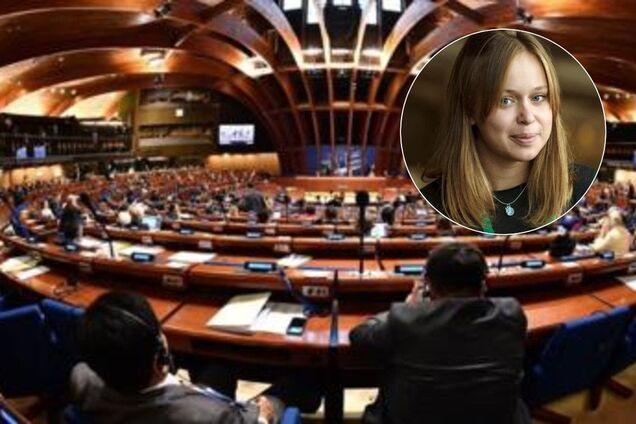Елизавета Ясько назвала темы для ПАСЕ