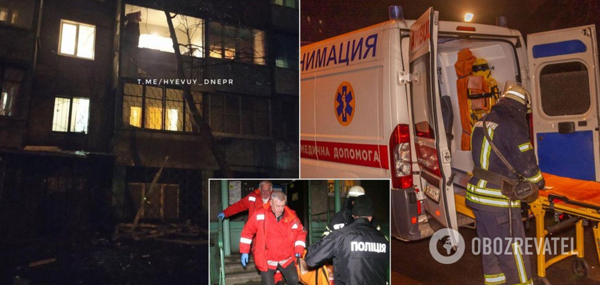 В Днепре прогремел взрыв в квартире: парню оторвало руку. Фото и видео кровавого ЧП