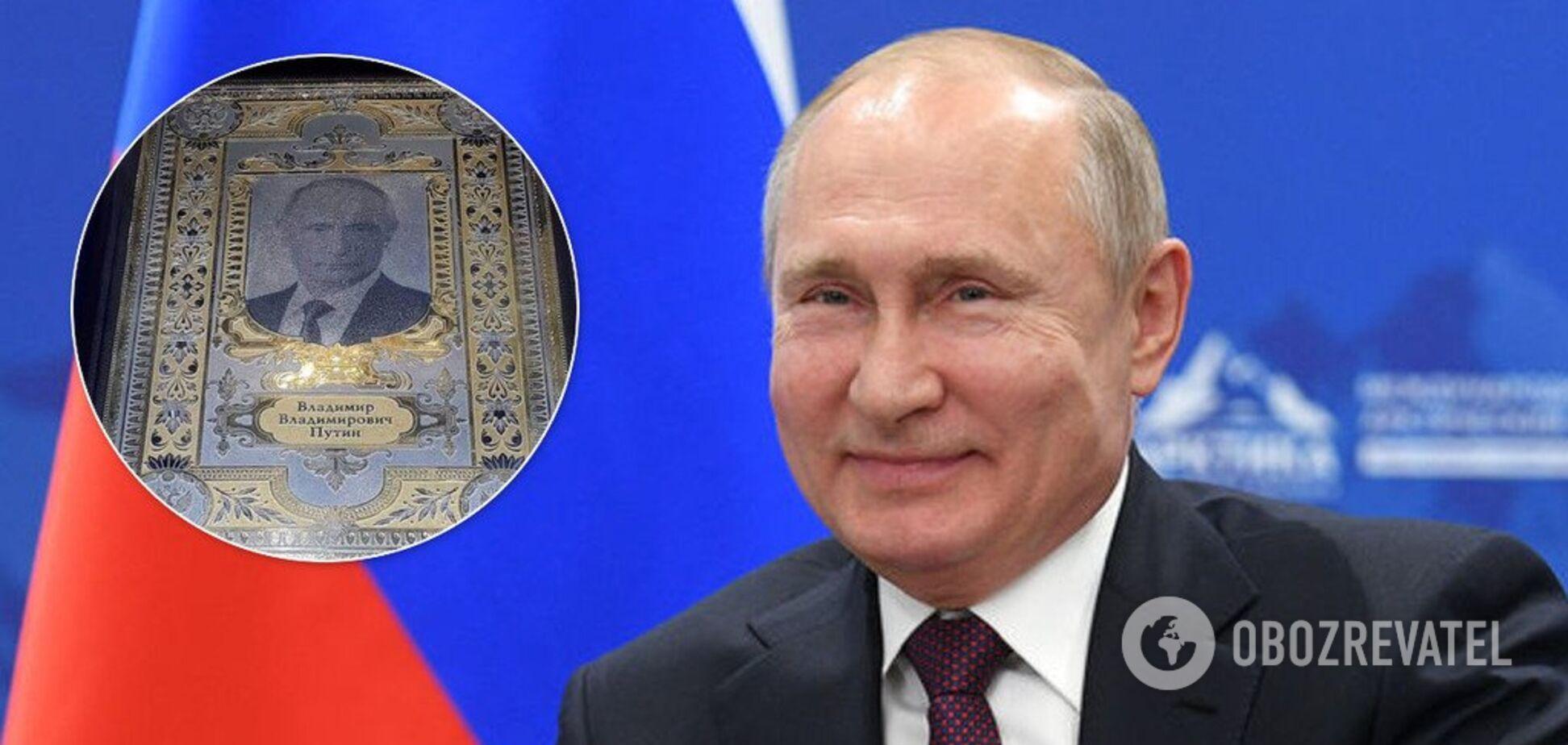 'Ще трохи і в рай': у російському аеропорту в продажу з'явилися ікони Путіна