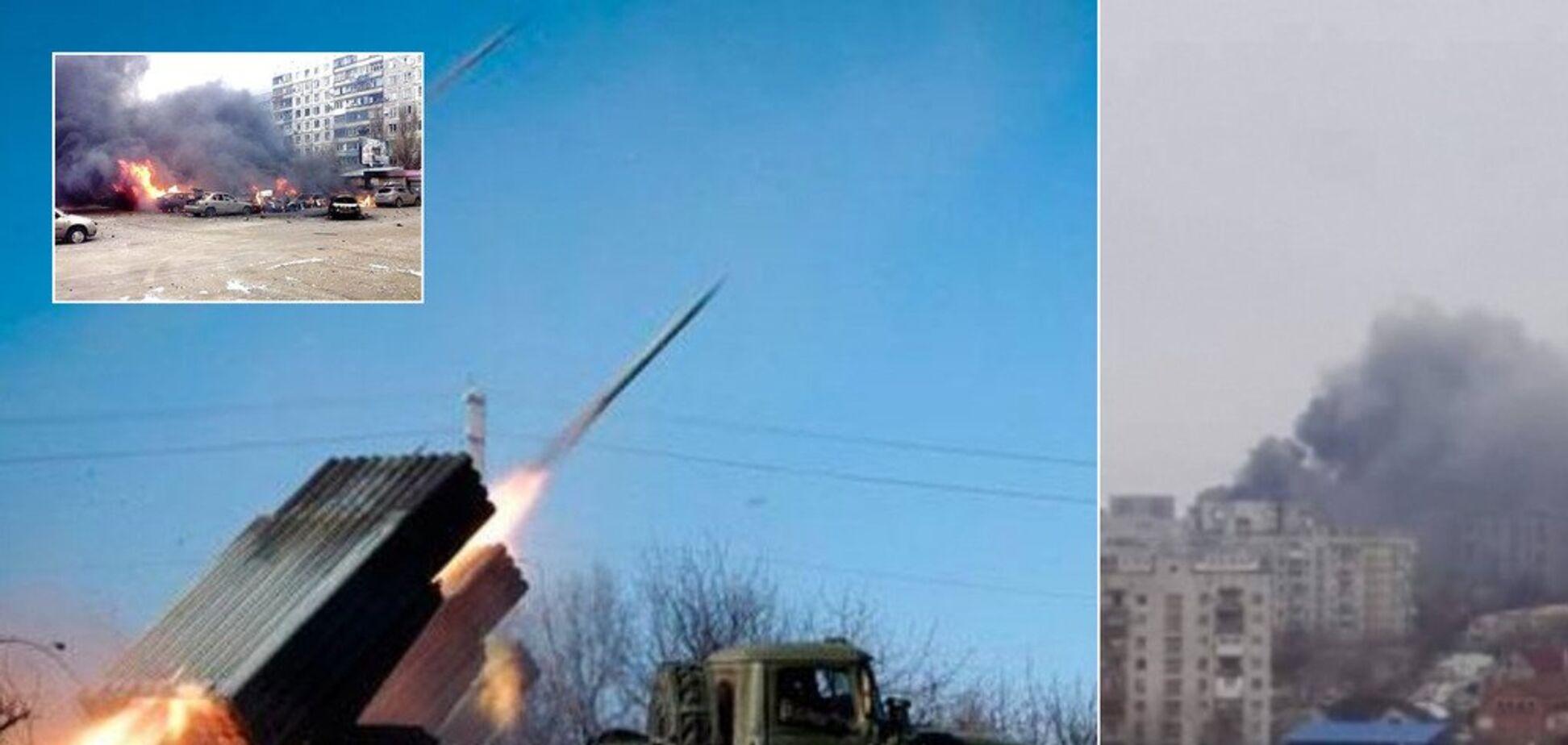 Обстріл Маріуполя: п'ять років тому прогримів найстрашніший теракт в Україні
