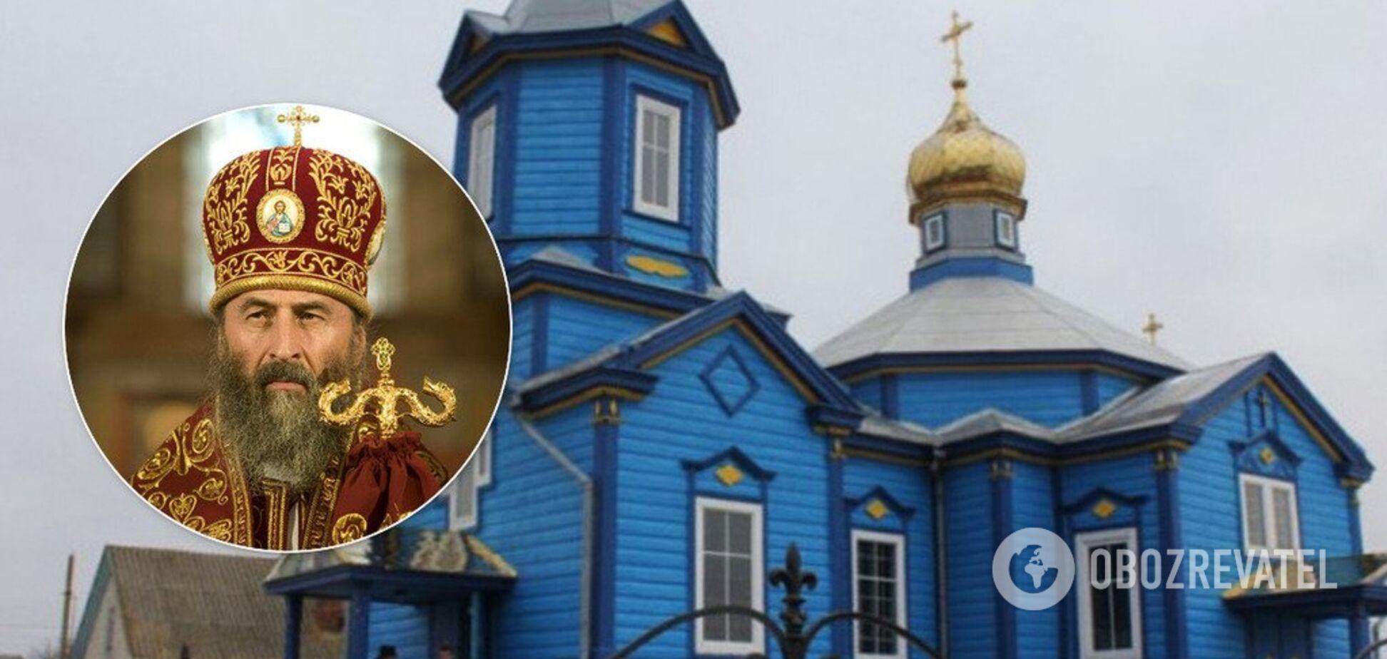 Скандал с похоронами на Волыни: священника МП посоветовали 'вынести' из храма