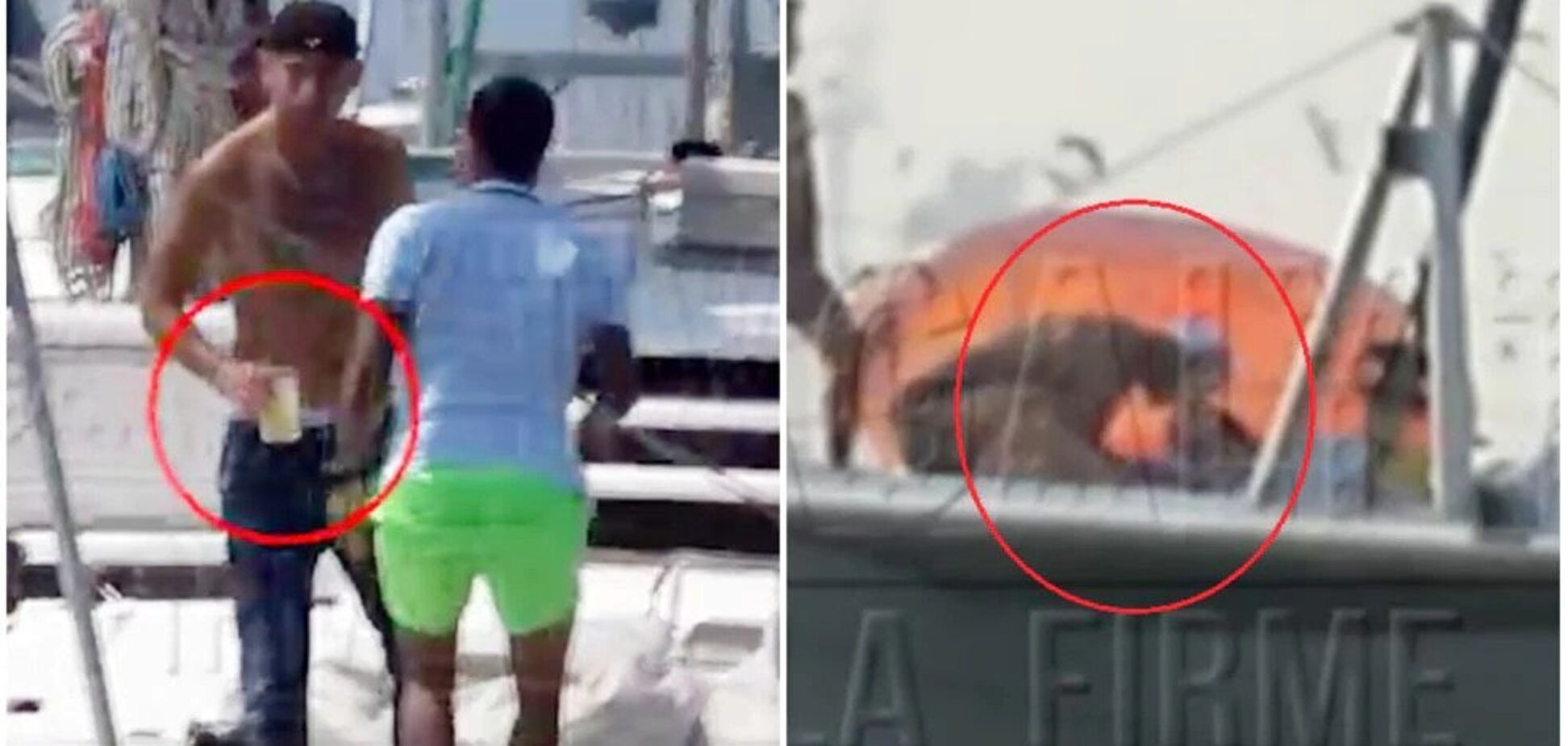 Соблазнял на яхте: футболист 'Динамо' угодил в секс-скандал