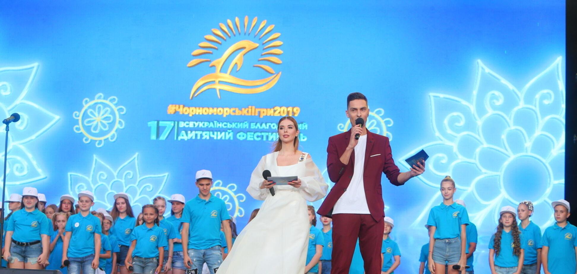 'Чорноморські ігри-2020': триває прийом заявкок на головний фестиваль талантів України