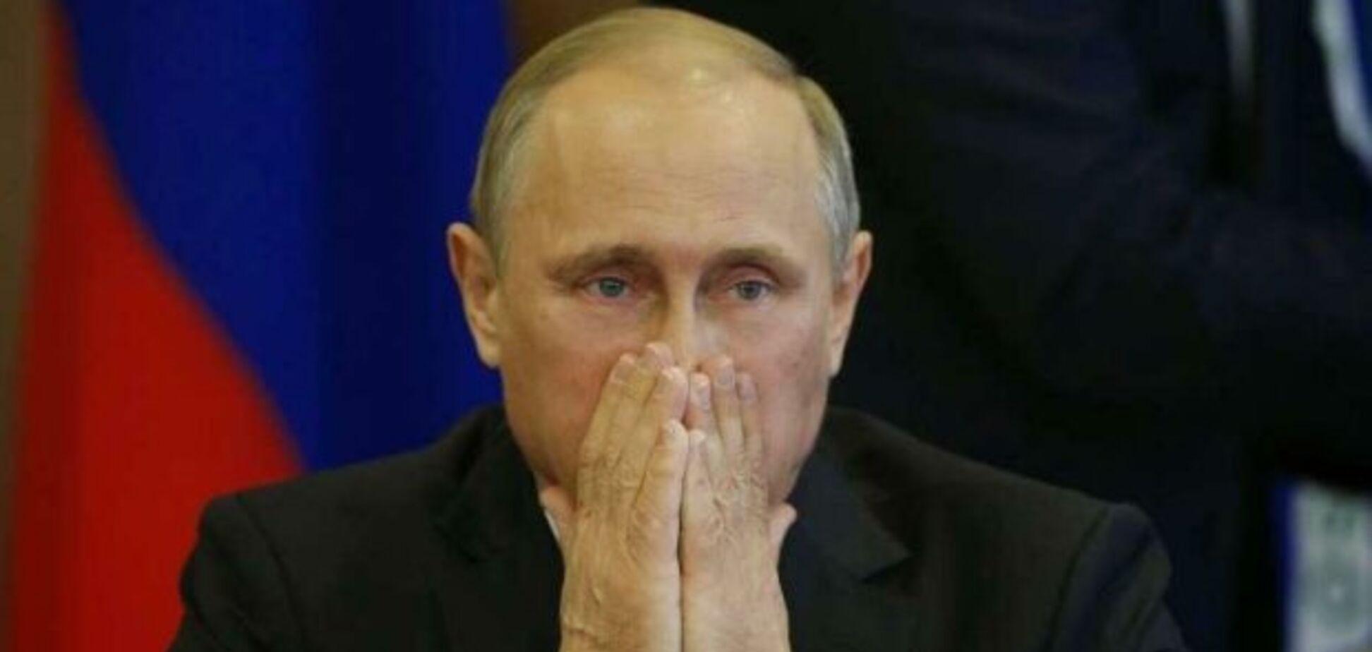 Лучше бы Путину молчать!