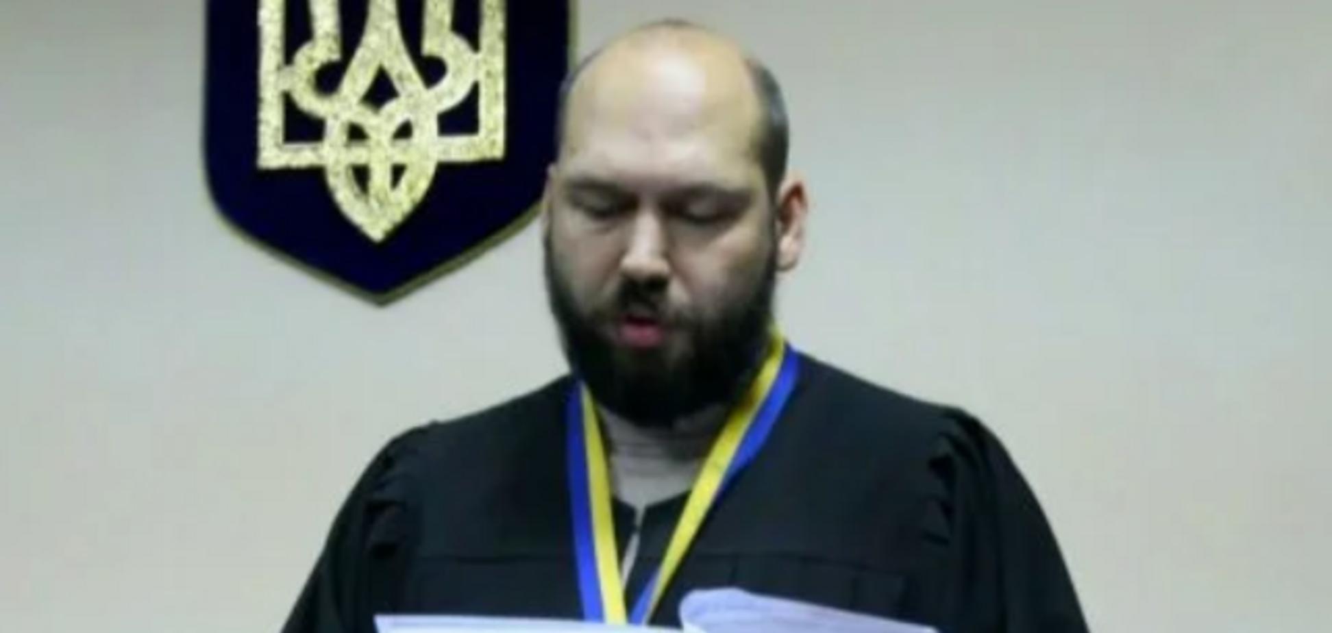 Судью по делу об убийстве Шеремета оправдали за старый 'грешок