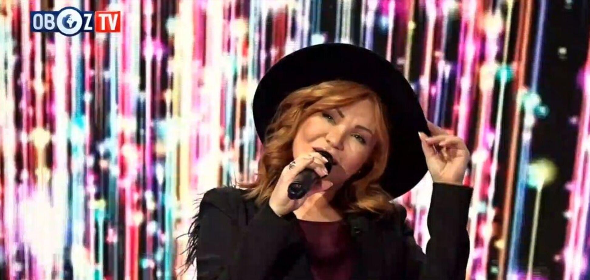 Певица LILU стала гостьей шоу 'Бурчук LIVE'