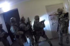 Совершили серию разбоев: в Киеве спецназ накрыл вооруженную банду. Фото и видео задержания
