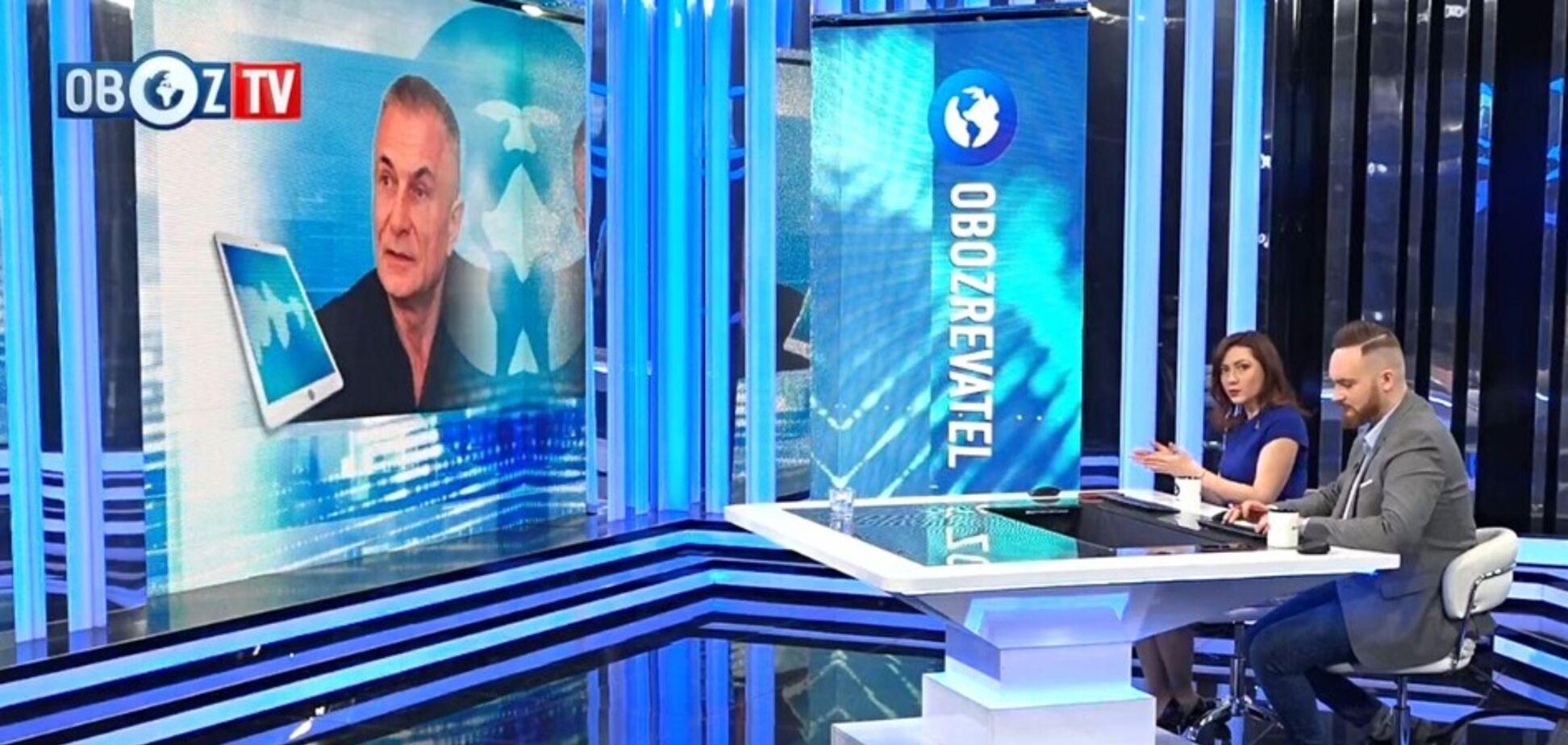 Заяви Кривоноса поки що не виглядають реалістичними: екс-заступник першого секретаря РНБО