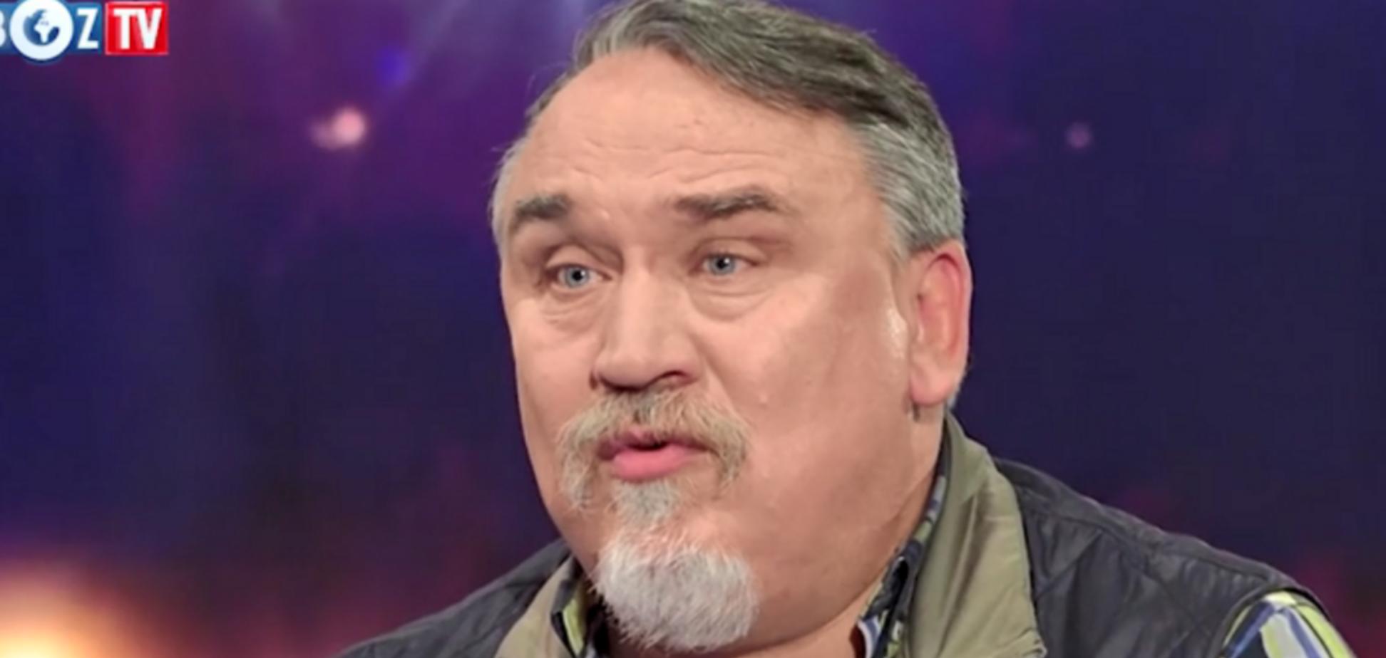 'Ідіть до чорта, у нас людей вбивають!' Український письменник жорстко висловився про мовний закон