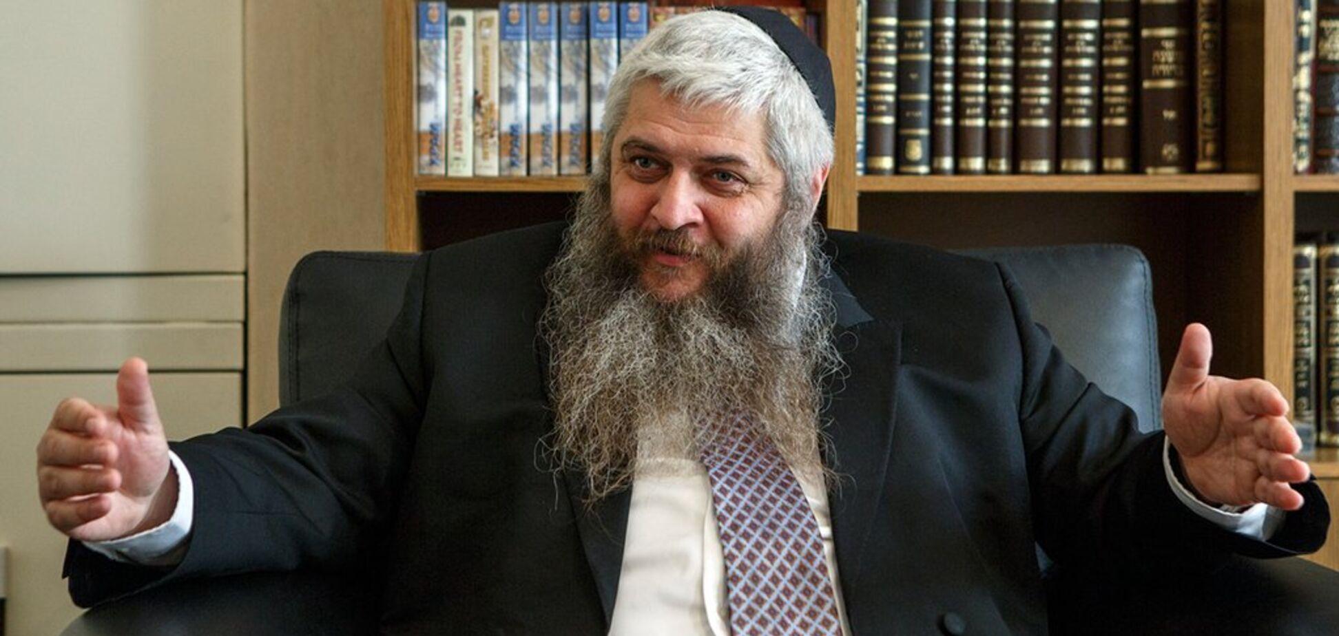 Главный раввин Украины попросил присвоить митрополиту Шептицкому звание 'Праведника народов мира'
