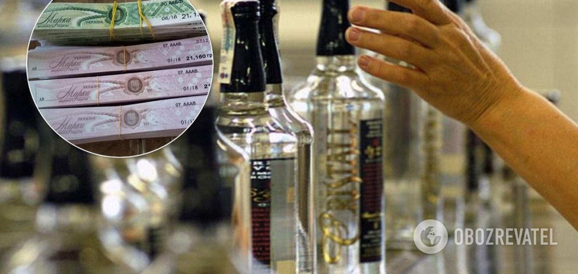 В Україні оголосили війну підробленому алкоголю: що з цього вийшло