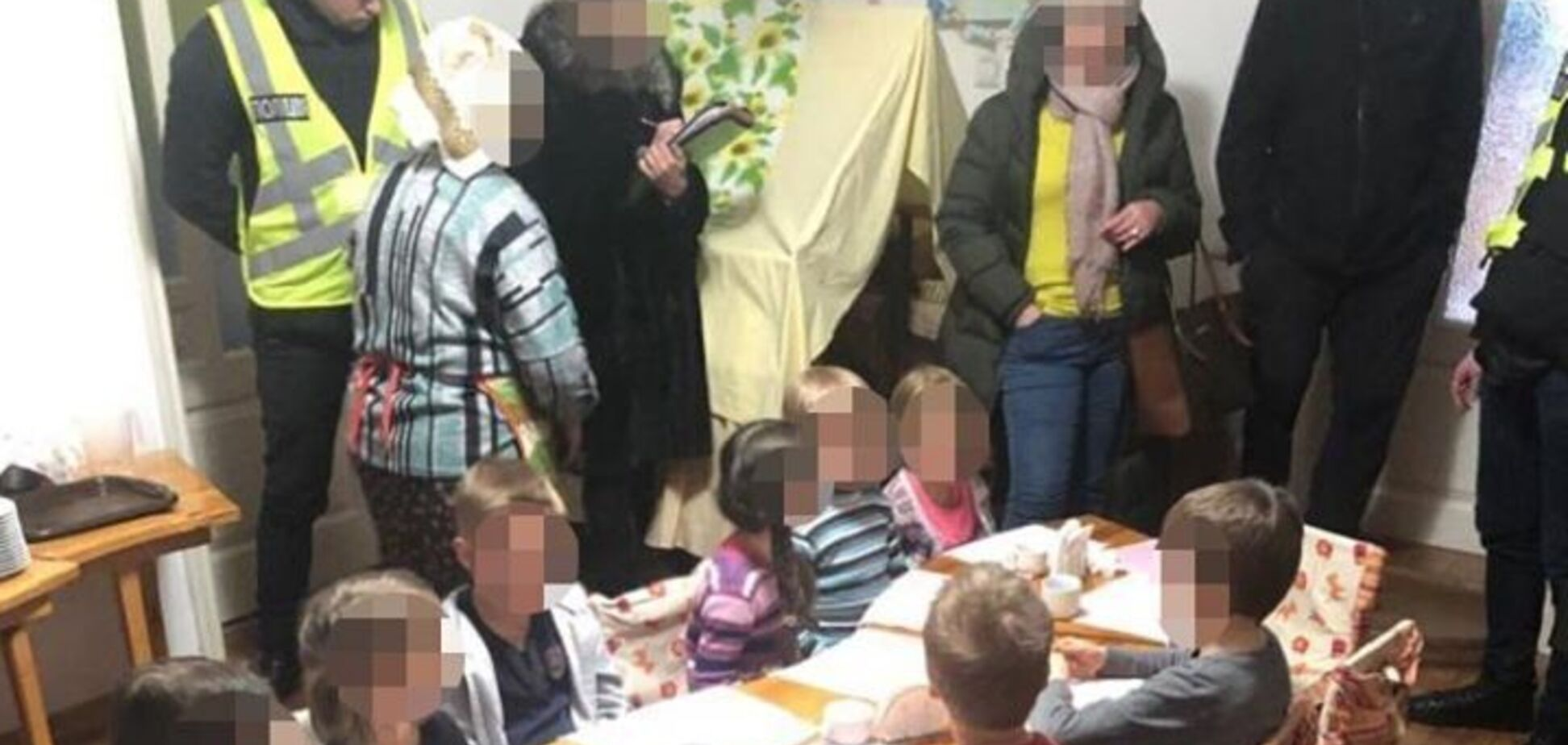 История с подпольным детсадом в Киеве получила неожиданную развязку
