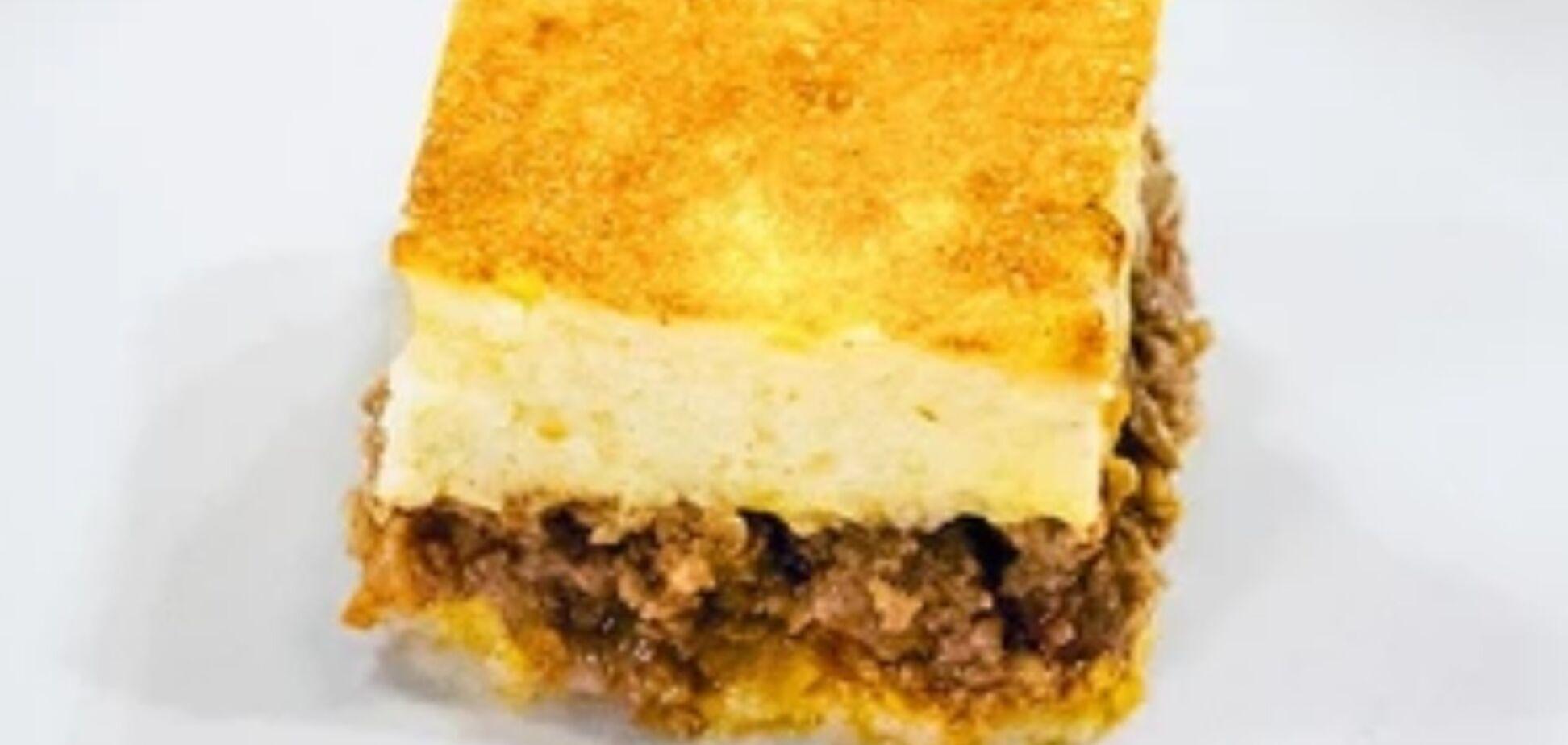Рецепт потрясающе вкусного блюда с картошкой и мясом