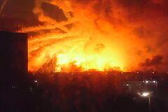 Взрыв на складе Балаклеи устроили бойцы 'Сармата', чтобы скрыть кражу боеприпасов