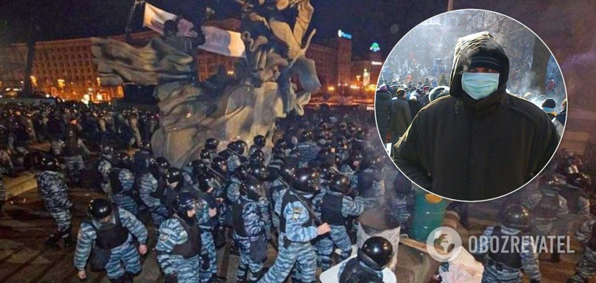 'Они экс-милиционеры!' Сотрудников НАБУ уличили в похищении активистов Евромайдана