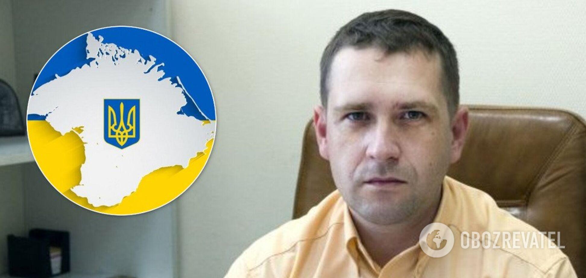 Экс-постпреду Порошенко в Крыму сообщили о подозрении