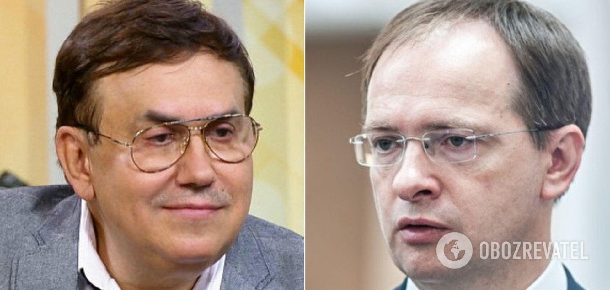 'Нарешті прибрали м**ака': Садальський розніс російського міністра, вигнаного Путіним