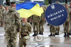 В Украине сократят срок службы в армии: министр порадовал призывников