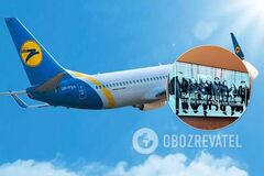 'Наше сердце с вами': в отеле Ирана разместили фото 'ангелов' самолета МАУ