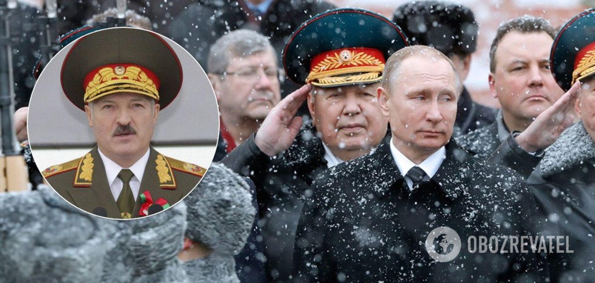 'У тебя выбор, Володя': Лукашенко уличили в давлении на Путина