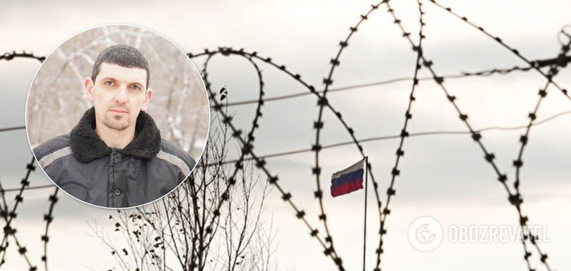 После пяти лет тюрьмы: в Украину вернулся узник Кремля. Фото