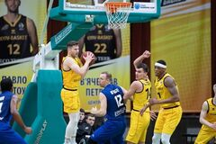 'Киев-Баскет' досрочно вышел в четвертьфинал Кубка Европы ФИБА