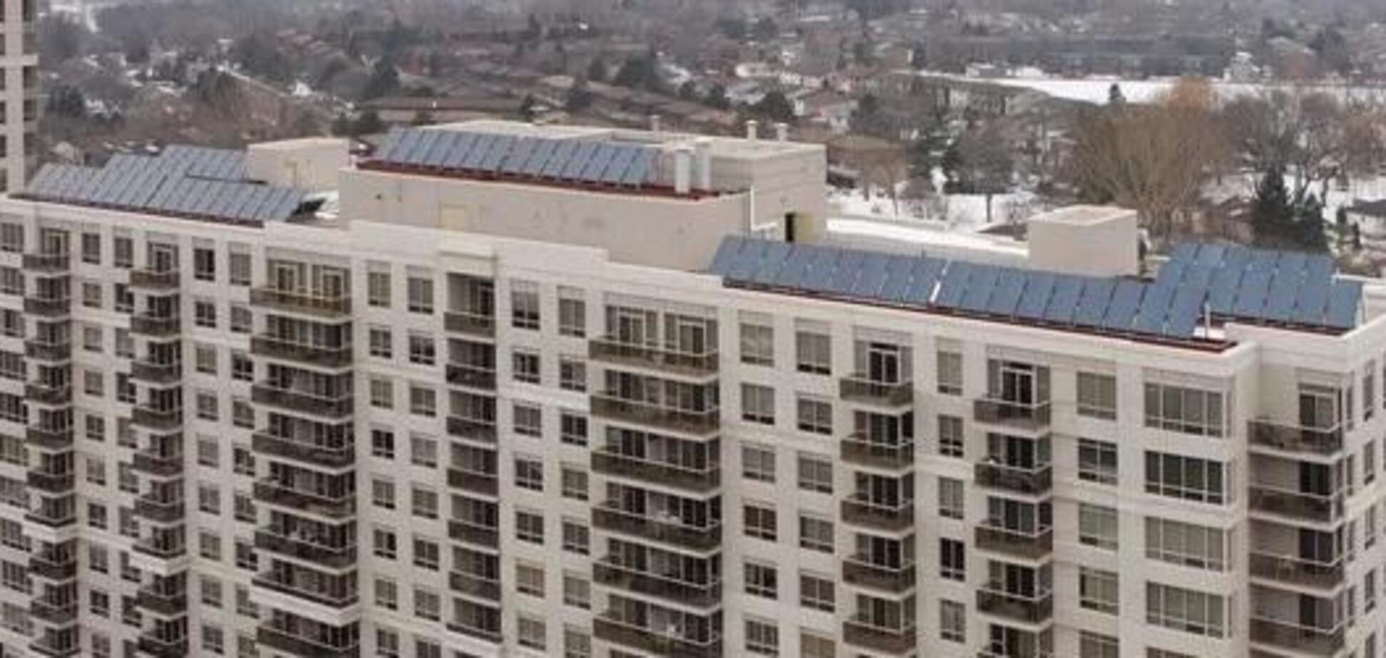 Как солнечная энергия спасет города Украины от отключения электричества: озвучен сценарий