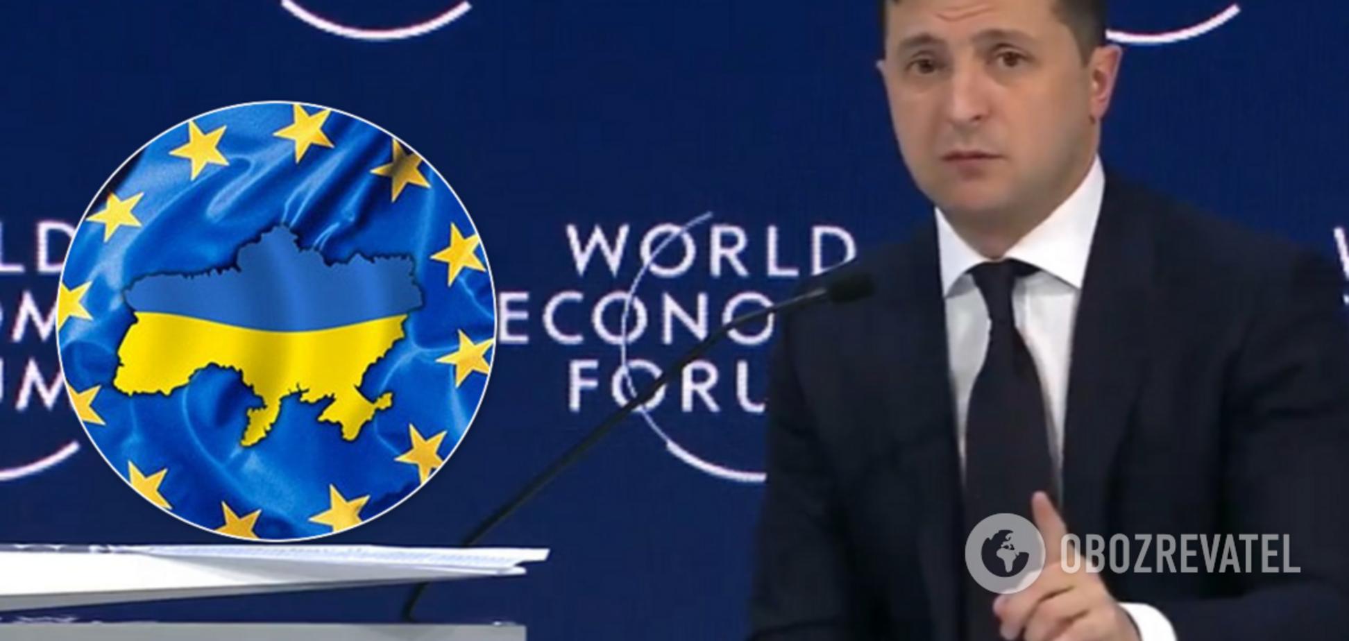 'Одна страна exit, Украина – enter?' Зеленский призвал ЕС заменить Британию